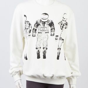 Sweaters - Chanel astronauts sweater